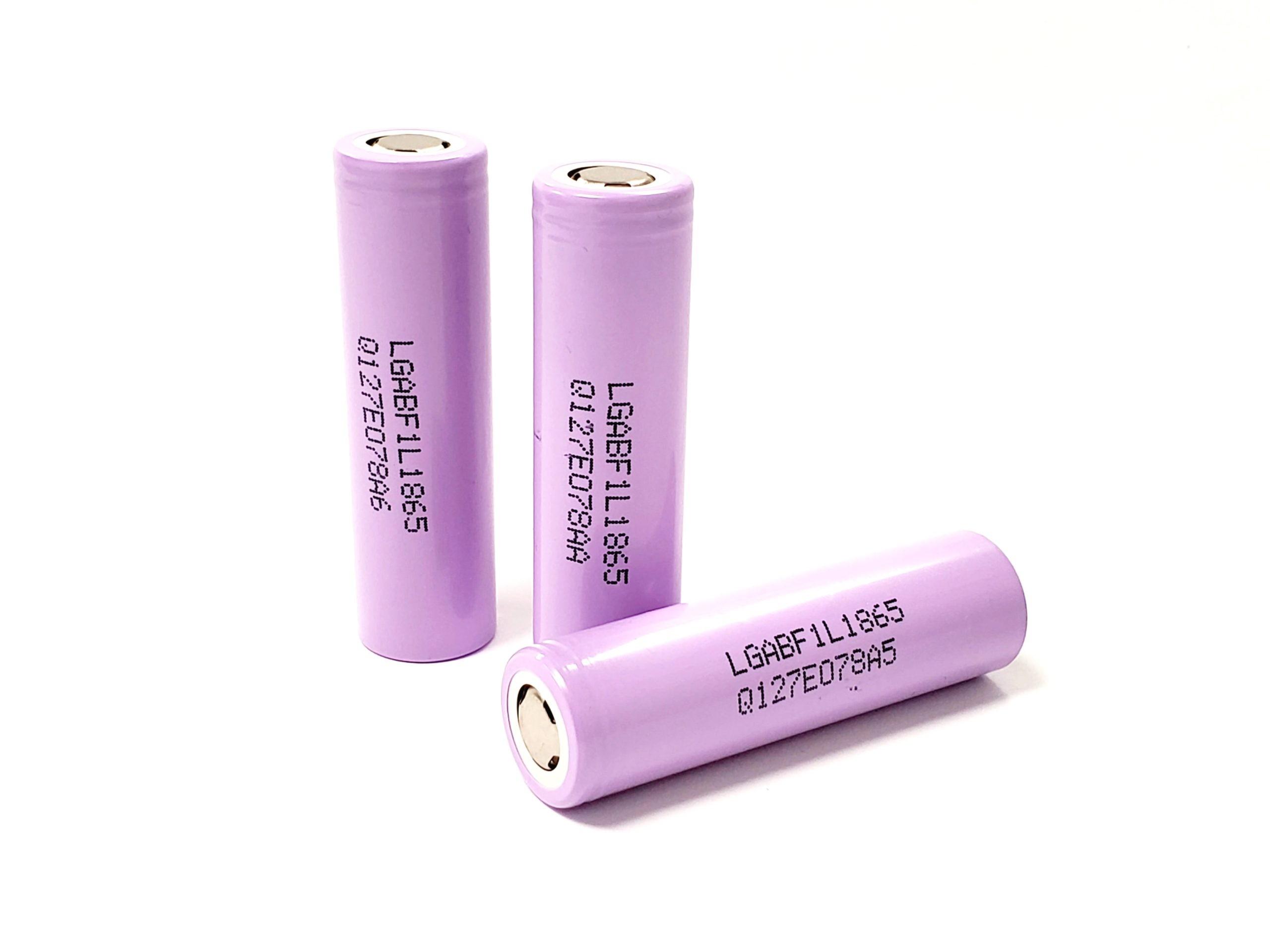 Батерия LG ABF1L18650 3350mAh 4.87A