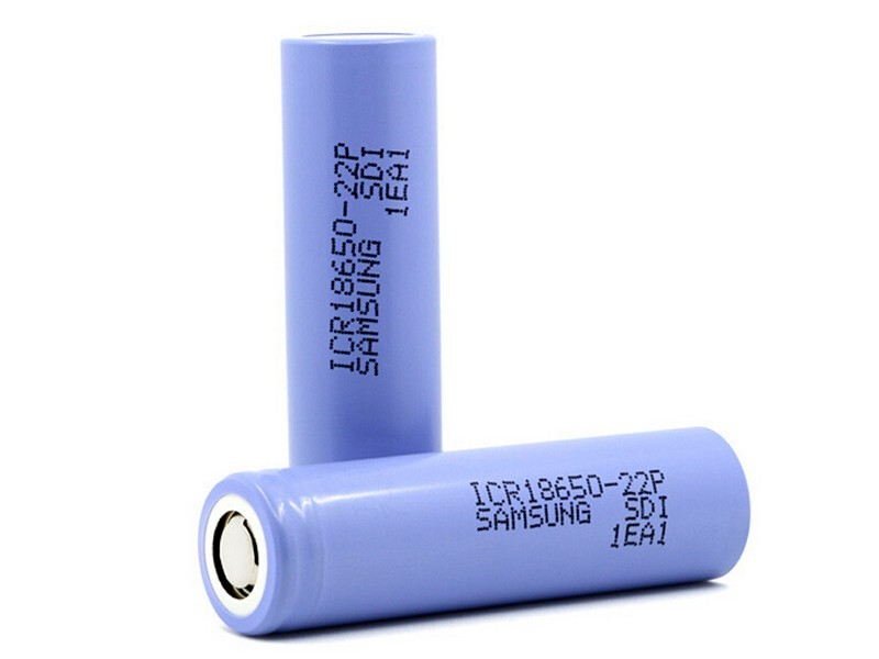 Батерия Samsung ICR18650-22P 2200mAh