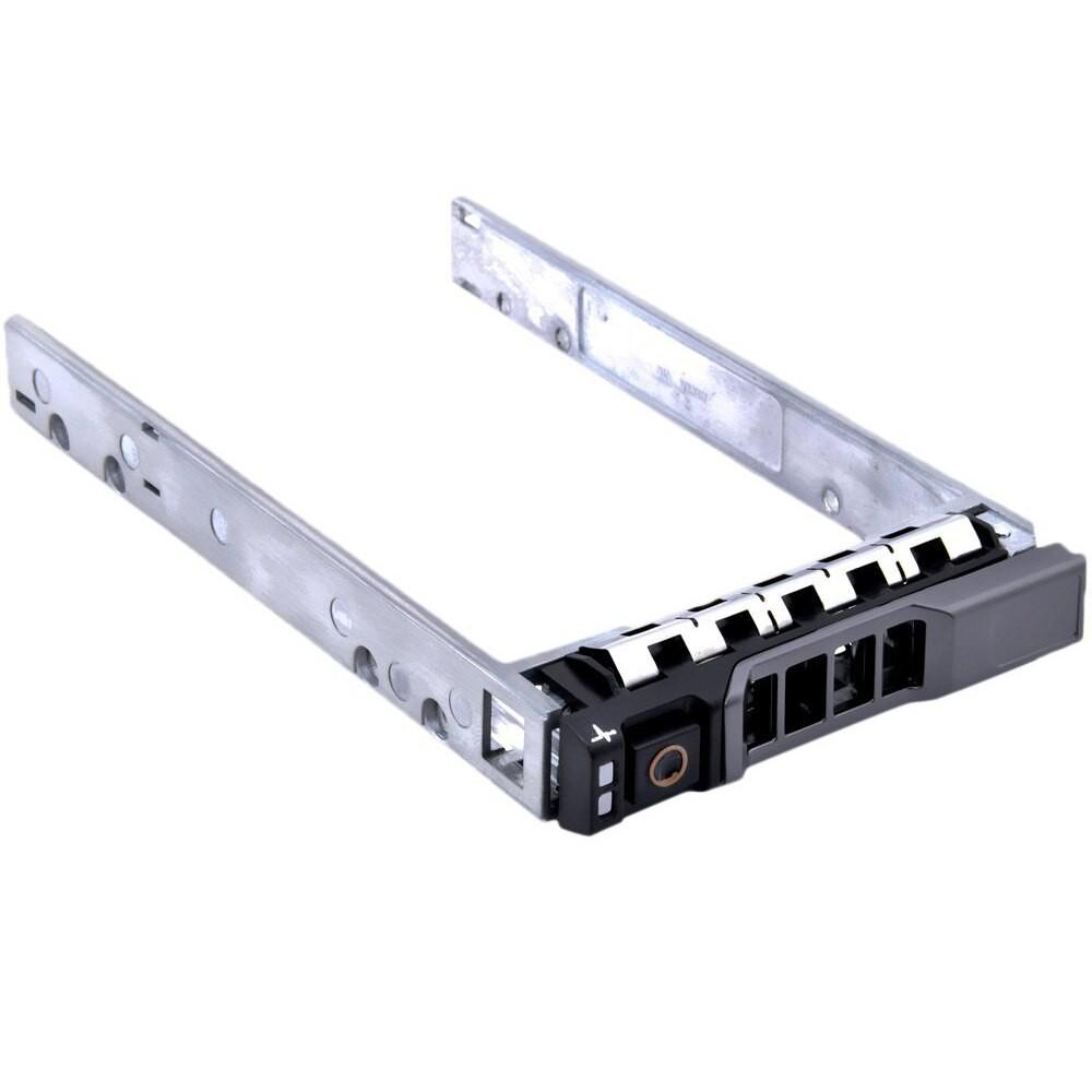 "Dell PowerEdge 2.5"" SAS SATA Hard Drive Caddy"