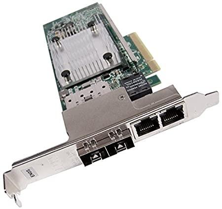 Четири портов Мрежови Адаптер IBM 00E2719