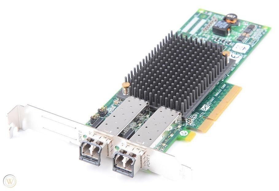 Двупортов Мрежови Адаптер Emulex LPE12002